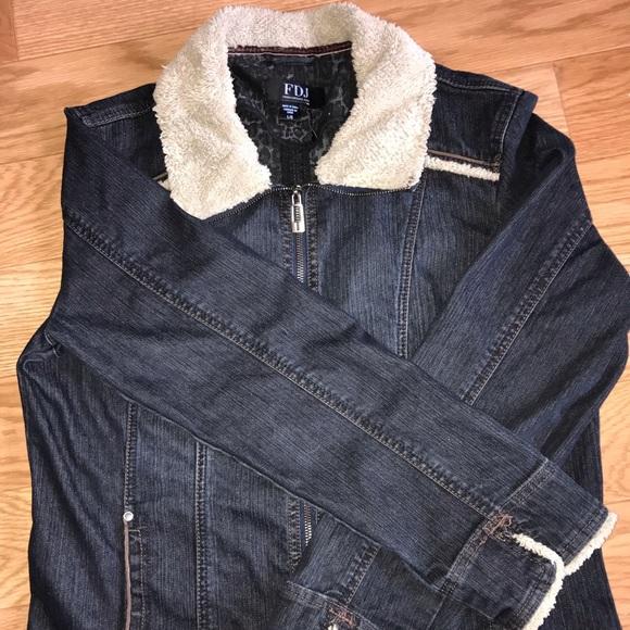 French Dressing Jeans Jackets & Blazers - FDJ Jean Jacket
